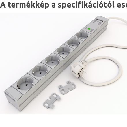 DI-STRIP Safety Basic hálózati elosztó 10db aljzattal