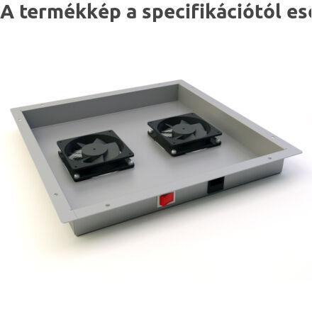 Ventilátoros panel   KONTASET rackszekrényhez
